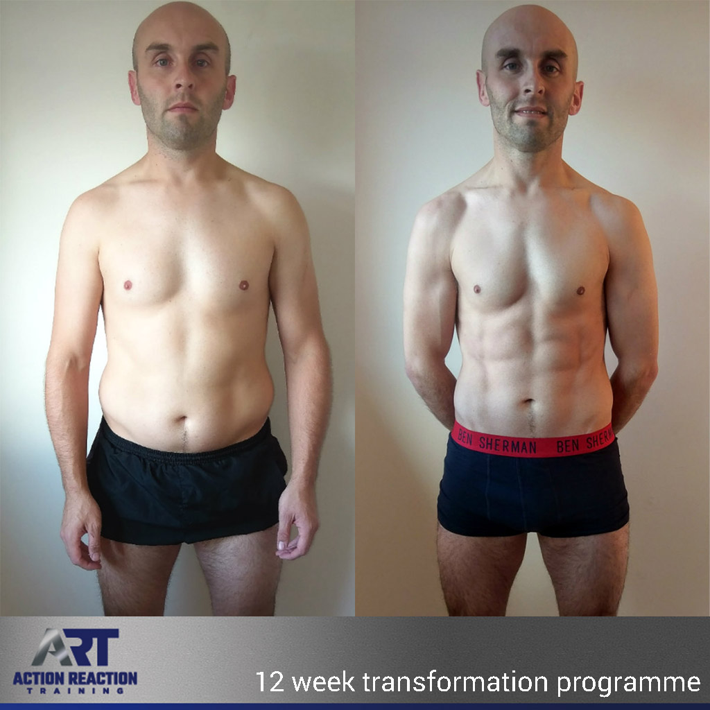 Olly Foster's 12 week work out programme