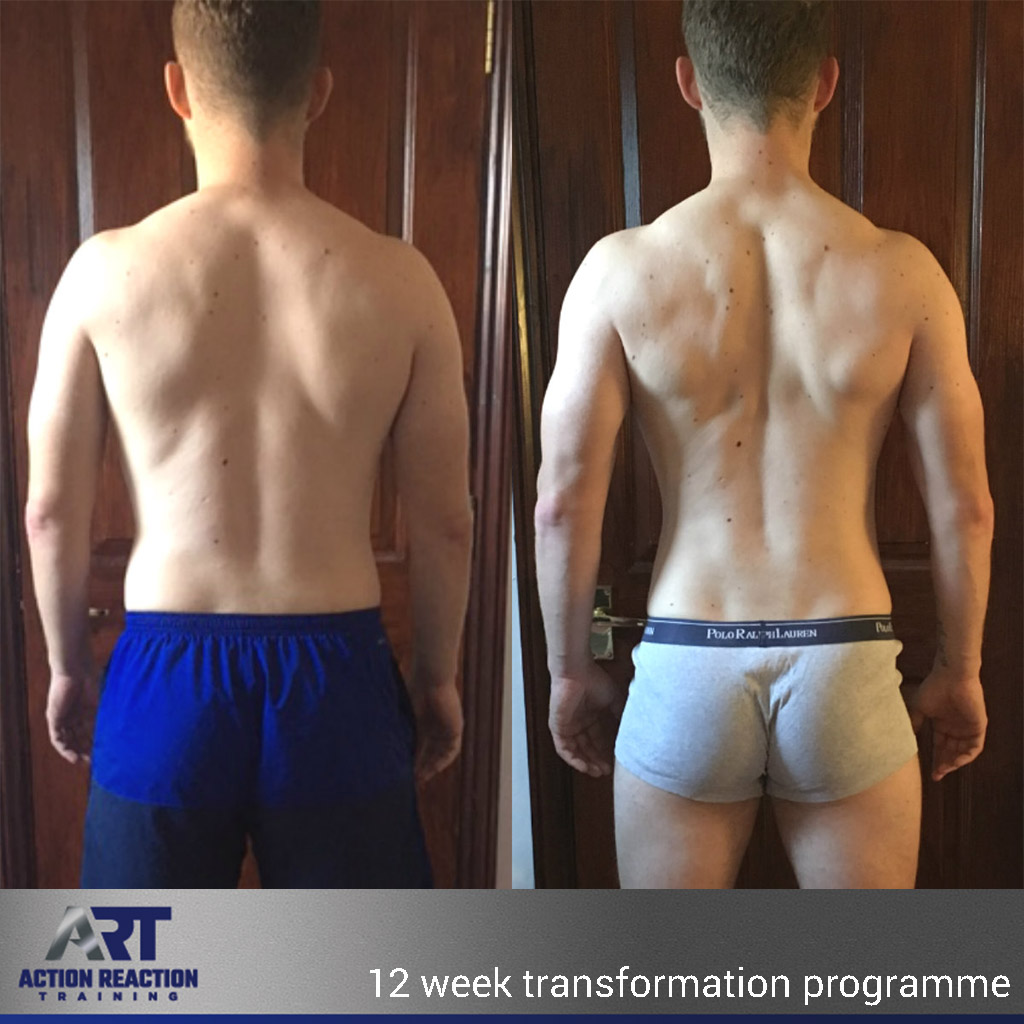 Olly Foster, Personal Training, workout plan