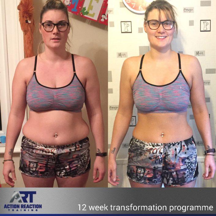 Lose body fat