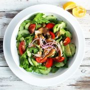 Olly foster's healthy recipes