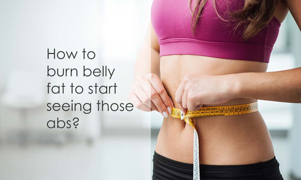 How to lose belly fat to reveal abs action reaction training belly fat burning exercises ccuart Gallery
